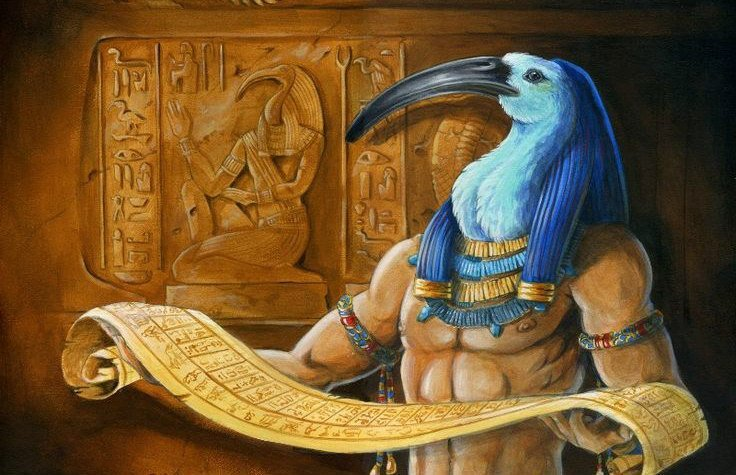 Thoth & The Emerald Tablets: A Demon In Sheep's Clothing | Reasons