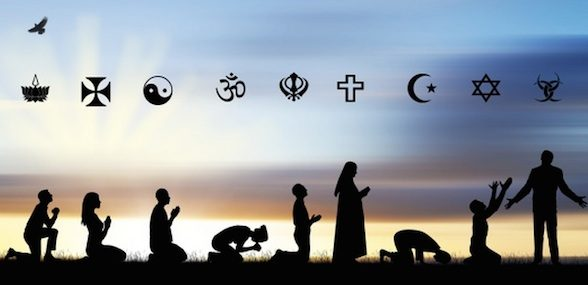 Do All Religions Leads Us To God Share The Same Truth Reasons - Various religions in the world