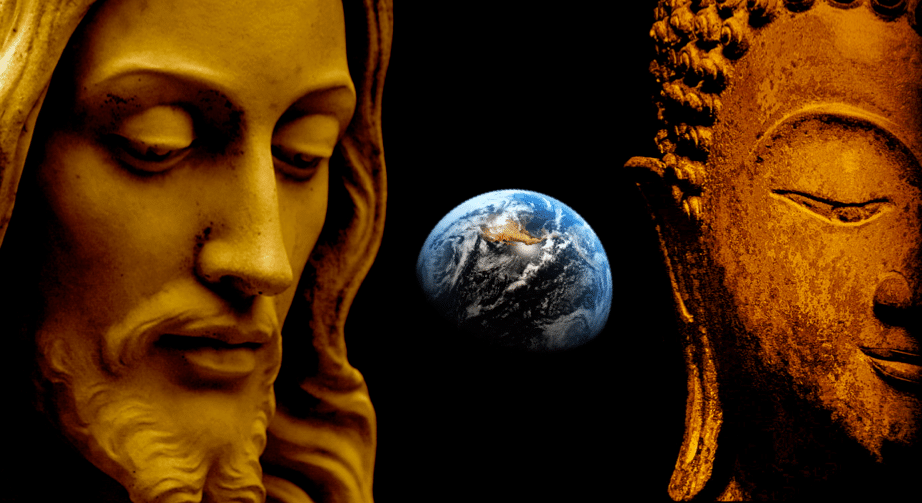 Jesus and Buddha: Two Masters or One?