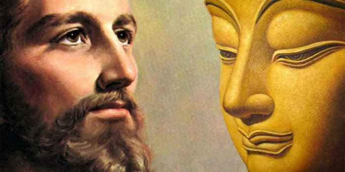 A comparison of jesus christ and the buddha
