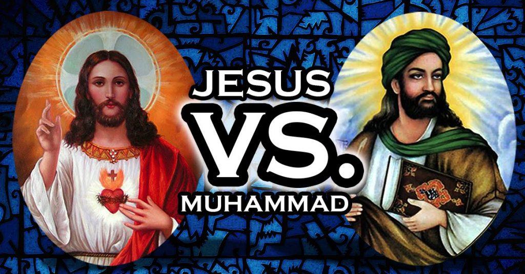 Jezus is de redder van iedereen die zich aan Hem geeft! Of is de islam de enige ware weg?