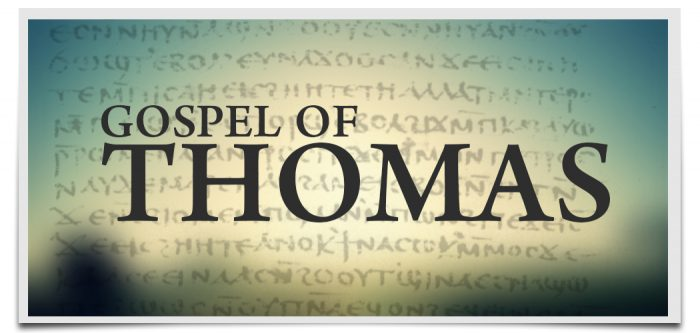 the teachings and meaning of the gospel of thomas in the bible The infancy gospel of thomas (not to be confused with the gospel of thomas apparently there were a limited number of names in the levant) depicts 5-year-old jesus as a little temper-tantrum.