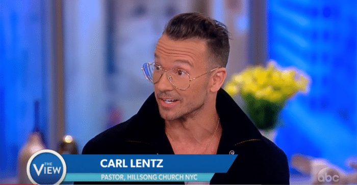 Hillsong Pastor Carl Lentz Won T Say Abortion Is A Sin On The View Reasons For Jesus