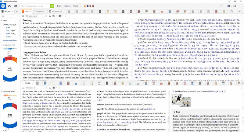 Logos 8 Bible Software Review | Reasons for Jesus